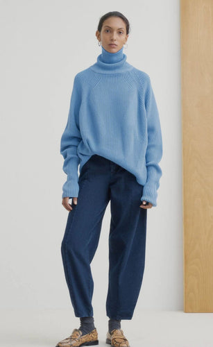 Kowtow Henri Roll Neck Jumper