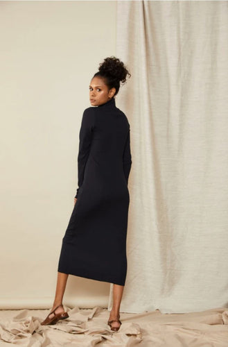 Lois Hazel Skivvy Rib Dress
