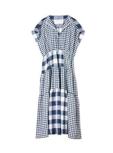 Brigid Mclaughlin Mimi Dress Mixed Gingham