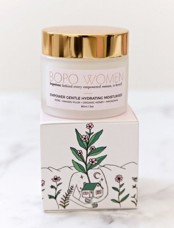 BOPO WOMEN Gentle Hydrating Moisturiser