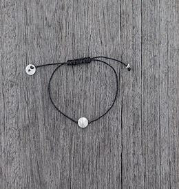 Once Was Lost Pebble Bracelet