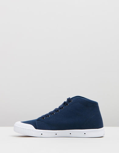 Spring Court  B2S 1002 Classic Canvas Midnight Blue High