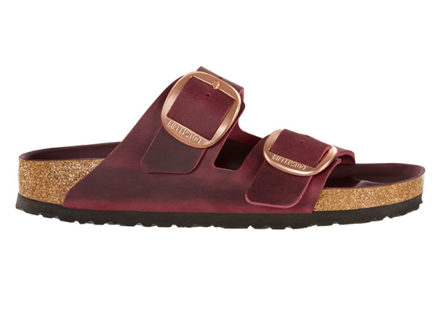 BIRKENSTOCK Arizona Big Buckle Zinfandel