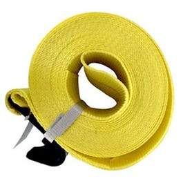 4-Inch x 30-Ft. Strap With Flat Hook