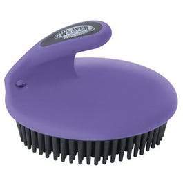 Livestock Breakdown Brush, Purple, 4 x 4.5-In.