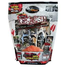 Crush Deer Attractant, Apple Mix Powder, 5-Lbs.