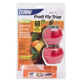 Fruit Fly Traps, 2-Pk.