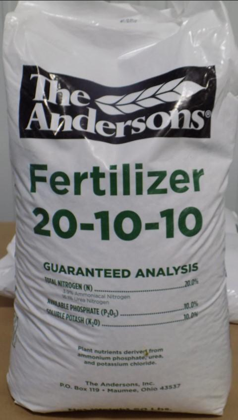 The Anderson's 20-10-10 Fertilizer