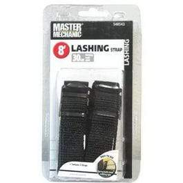 2-Pack 1-Inch x 8-Ft. Lashing Straps