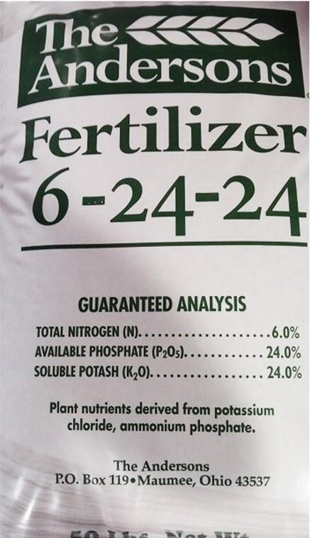 The Anderson's 6-24-24 Fertilizer