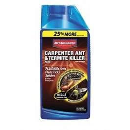 BioAdvanced Carpenter Ant/Termite Killer Plus, 32-oz. Concentrate