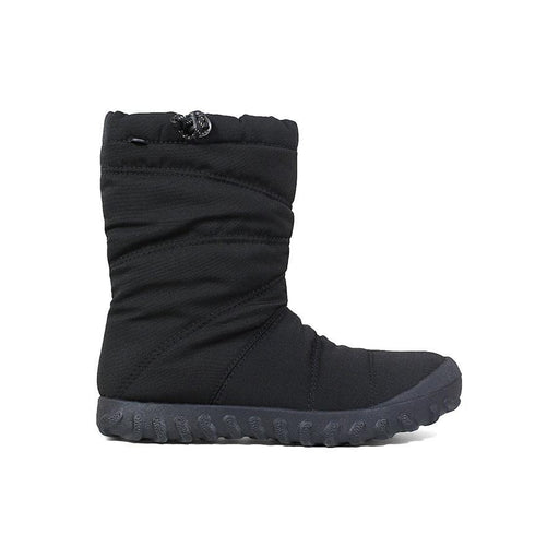 Bogs Black B Puffy Mid Women's Boots