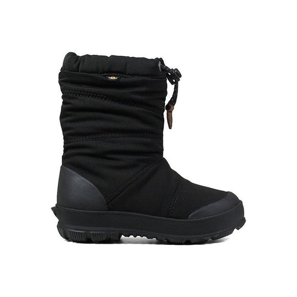Bogs Snowday Black Multi Kids' Boots