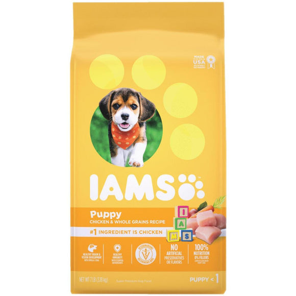 IAMS Proactive Health Smart Puppy 7 Lb. Dry Dog Food