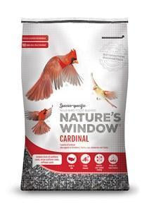 Nature's Window Cardinal Bird Seed
