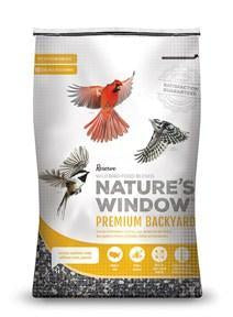 Nature's Window Premium Backyard Bird Seed