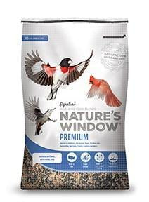 Nature's Window Premium Bird Food