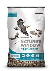 Nature's Window Woodpecker Mix Bird Seed