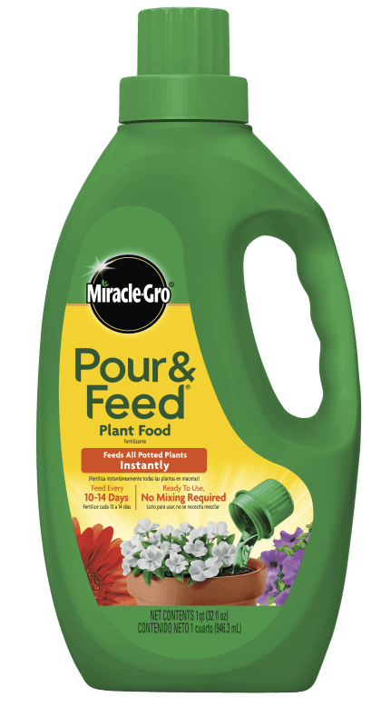 Miracle-Gro® Pour & Feed Plant Food