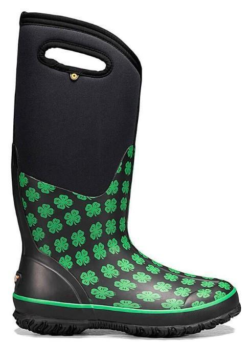 Bogs Classic Tall 4-H Multi Women's Boots