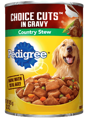 Pedigree Choice Cuts in Gravy Country Stew Adult Dog Food