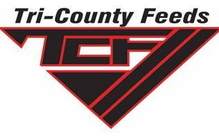 Tri County Feeds TCF Show Pig 30% Holder
