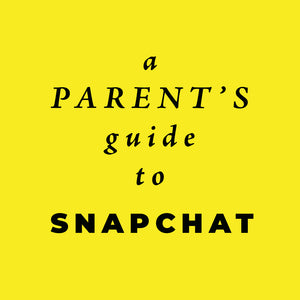 A Parent's Guide to Snapchat (PDF)
