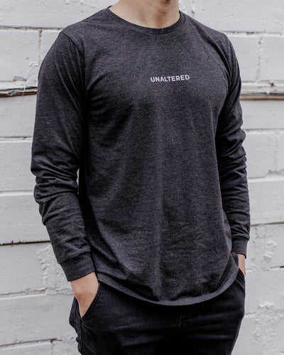UNALTERED LONG SLEEVE Tee