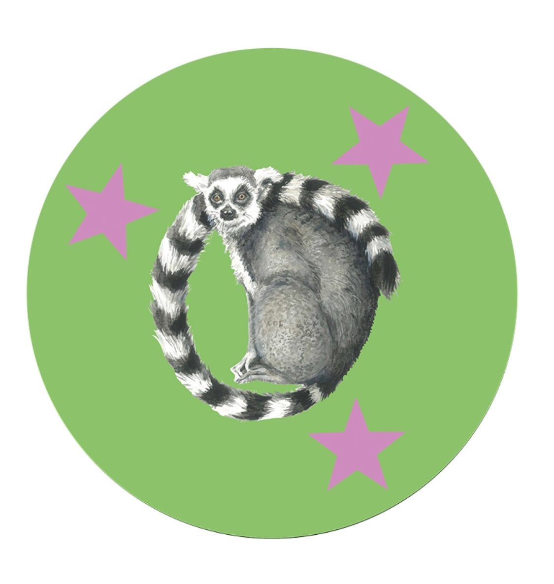 Lemur Keith Place Mat