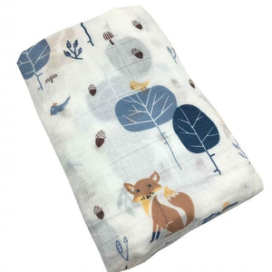 Winter Collection Swaddle (100% Bamboo)