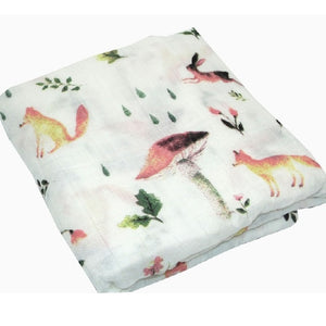 Where the Fairies Are Swaddle (100% Bamboo)