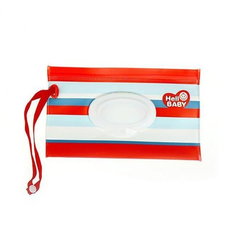 Image of Baby Wipes Clutch