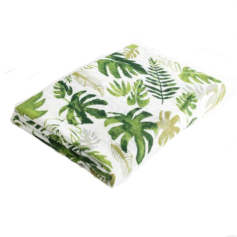 Be-Leaf Swaddle (100% Organic Cotton)