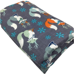 Night Critters Swaddle (100% Bamboo)