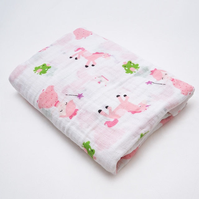 The Princess and the Frog Swaddle (100% Cotton)