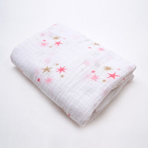 Starry Eyes Swaddle (100% Cotton)