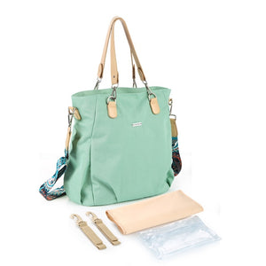 Mama Change Bag (Green)