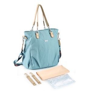 Mama Change Bag (Blue)