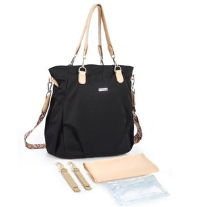 Mama Change Bag (Black)