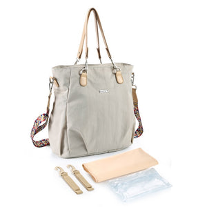 Mama Change Bag (Light Grey)