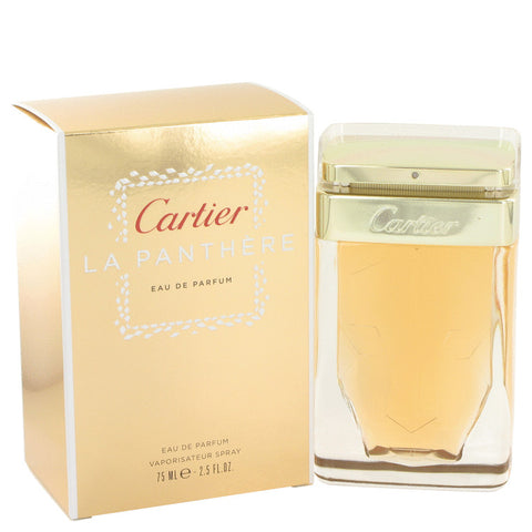 Cartier La Panthere Eau De Toilette Spray (Tester) By Cartier