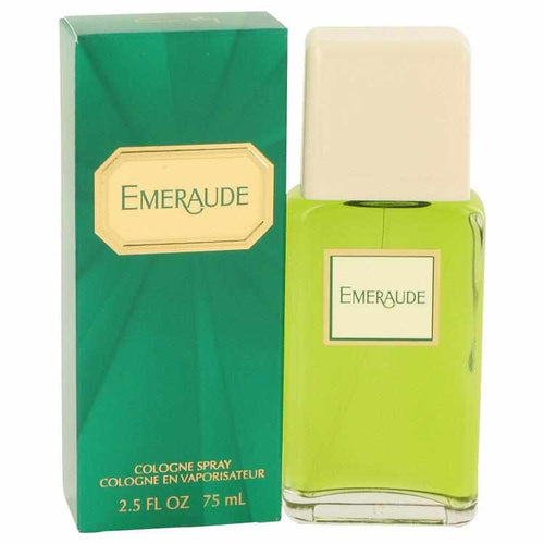 Coty Eau de Cologne 2.5 oz. Cologne Spray Emeraude, Cologne by Coty