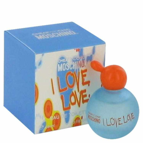 Moschino Mini Eau de Toilette 0.17 oz. Mini EDT I Love Love, Mini EDT by Moschino