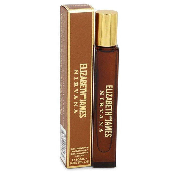 Nirvana Bourbon, Mini EDP Rollerball Pen by Elizabeth and James | Fragrance365