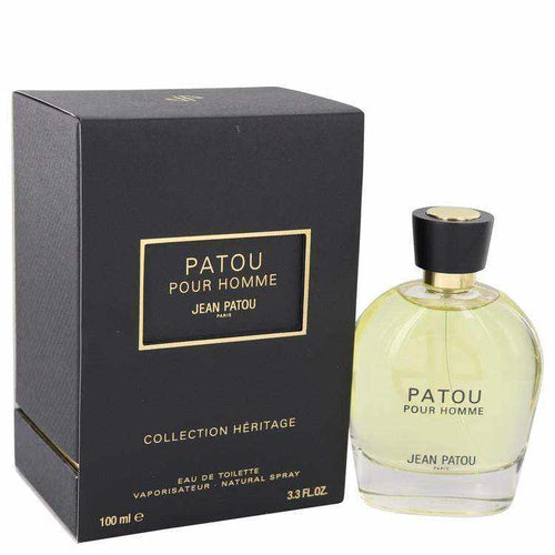 Patou Pour Homme, Eau de Toilette (Heritage Collection) by Jean Patou | Fragrance365