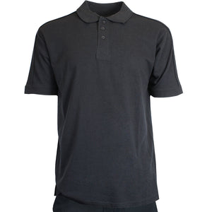 V200 SOLID COLOR POLO - Yabu Fashion