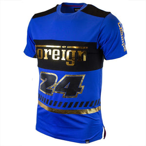 M133 MAKOBI FOREIGN JERSEY - ROYAL - Yabu Fashion