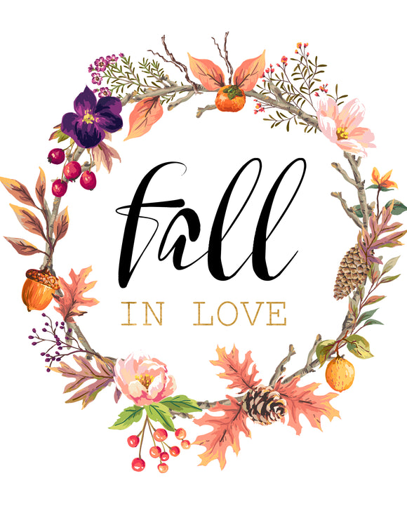 Fall in love with FallDesign Transfer