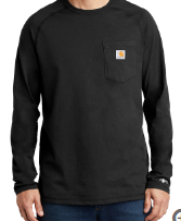 Carhartt Force Delmont Long Sleeve