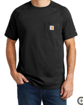 Carhartt Force Delmont Pocket Tee